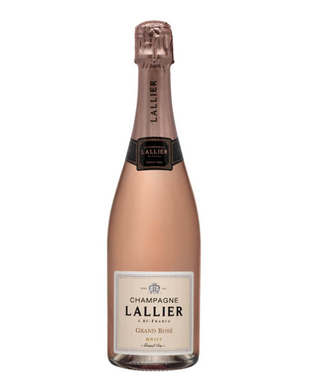 Champagne-Lallier-GRAND ROSE