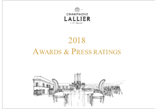 Champagne Lallier 2017 ENG